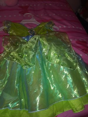 Tinkerbell dress 10-24 M. $4 for Sale in Wahneta, FL