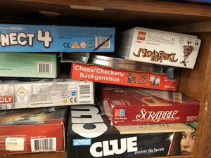 Board games ect for Sale in San Diego, CA