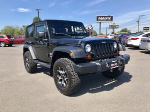 2013 Jeep Wrangler for Sale in Puyallup, WA