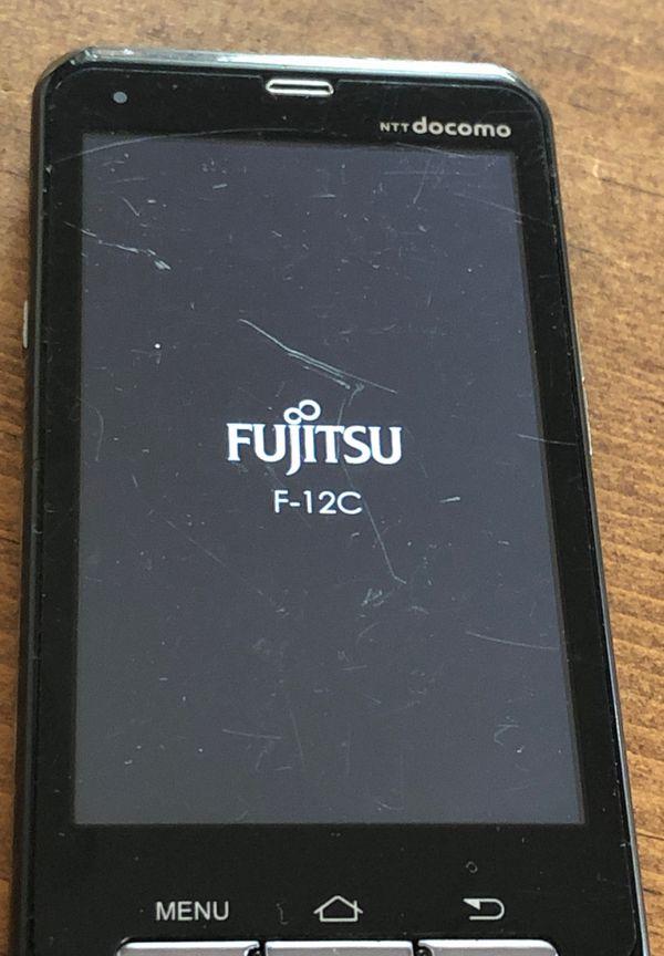 SMARTPHONE FUJITSU F12C (docomo)