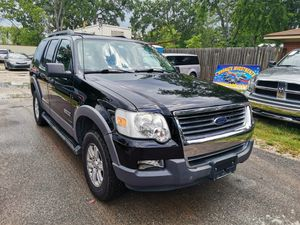 2006 FORD EXPLORER,CLEAN TITLE,NEAT INTERIOR,COLD AC,160K MILES for Sale in Houston, TX