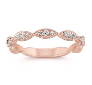Rose Gold Diamond Wedding Band/Engagement Ring for Sale in Phoenix, AZ