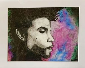 Prince Artwork Copy for Sale in San Antonio, TX