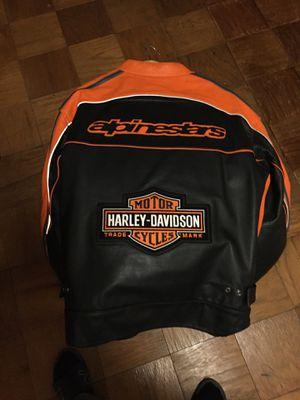 Alpinestars Harley Davidson jacket size xl for Sale in Arlington, VA