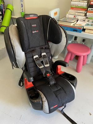 Britax Frontier ClickTight Harness-2-Booster Car Seat - 2 Layer Impact Protection - 25 to 120 Pounds for Sale in Plantation, FL