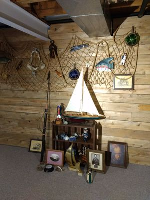 Nautical decorations for Sale in Sterling Heights, MI