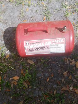 Portable Air Tank for Sale in Tampa,  FL