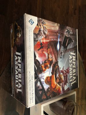 Star Wars Imperial Assault Board Game for Sale in Chicago, IL