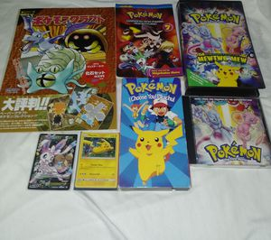 Pokemon collectibles for Sale in San Diego, CA