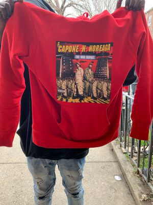 Red Supreme Hoodie for Sale in Washington, DC