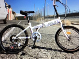 """New Folding Bike 20"""" 6 speed for Sale in Rowland Heights,  CA"""