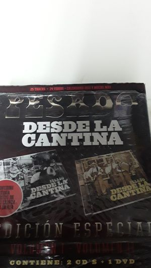 Pesado (dvd) Desdela Cantina for Sale in Moreno Valley, CA