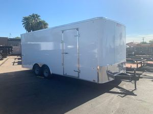 8.5x20 outback enclosed trailer for Sale in Phoenix, AZ