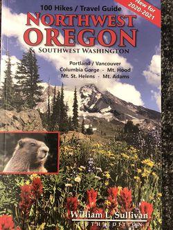 100 Hikes / Travel Guide - Northwest Oregon & Southwest Washington for Sale in Vancouver,  WA