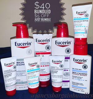 Eucerin Bundle for Sale in Hollywood, FL