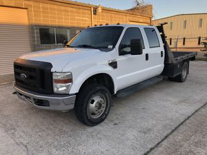 2008 FORD F350 DIESEL 4x4 Turbo for Sale in Houston, TX