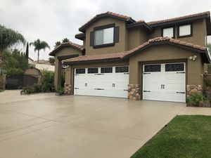Garage doors for Sale in Norco, CA