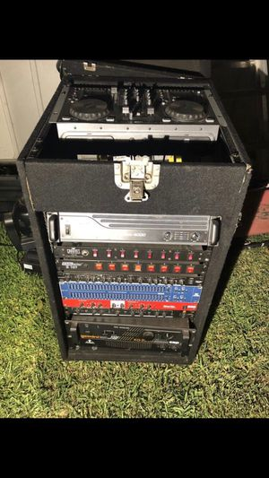 Dj equipment for Sale in Baldwin Park, CA