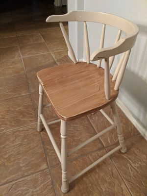 Antique child chair for Sale in Maricopa, AZ