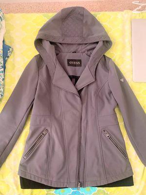 All weather Guess waterproof jacket women for Sale in Herndon, VA