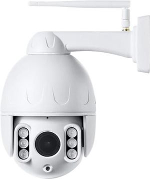 Outdoor PTZ 2.4G WiFi Security Camera Wireless Surveillance HD 1080P Pan/Tilt Zoom 5X Optical 165ft for Sale in Levittown, PA