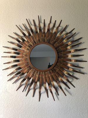 Sun mirror decoration 3ft diameter for Sale in Half Moon Bay, CA