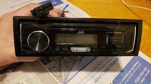 JVC KD-X255BT for Sale in Virginia Beach, VA