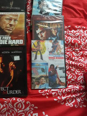 Various movies for Sale in Dallas, TX