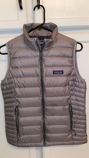 Patagonia down vest for Sale in Redlands, CA