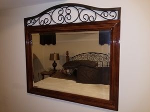Decorative Wall Mirror for Sale in Weldon Spring, MO