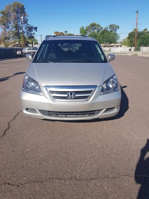2006 HONDA ODYSSEY EX-L WAGON COOL & WELL MAINTAINED for Sale in Phoenix, AZ
