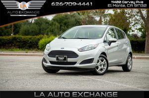 2016 Ford Fiesta for Sale in El Monte , CA