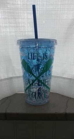 Custom Cups with Lid and Straw for Sale in St. Louis, MO