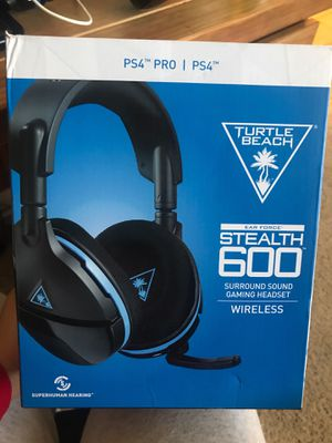 PS4 Headset for Sale in Silver Spring, MD