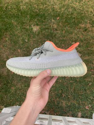 Adidas Yeezy Boost 350 V2 Desert Sage size 5.5 for Sale in Silver Spring, MD