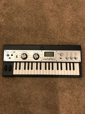 Korg MicroKorg XL synthesizer for Sale in Tacoma, WA