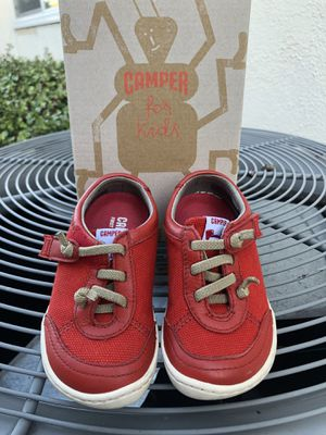 Camper toddler shoes for Sale in Walnut, CA