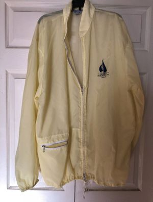 Vintage Rainbow Sportswear Harbor Island San Diego Windbreaker Jacket XL for Sale in Longwood, FL