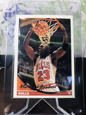 Topps Gold Michael Jordan for Sale in Stonington, CT