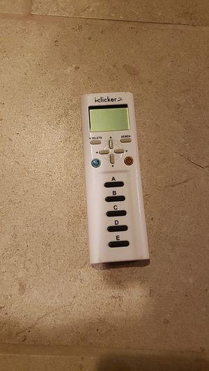 I Clicker 2 for Sale in Alexandria, VA