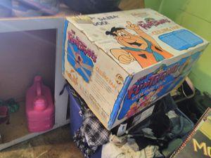 Flintstone ceiling fan NEVER OPENED for Sale in Keokuk, IA