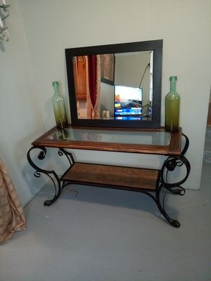 Beautiful Distressed Console/Sofa Table for Sale in Rockvale, TN
