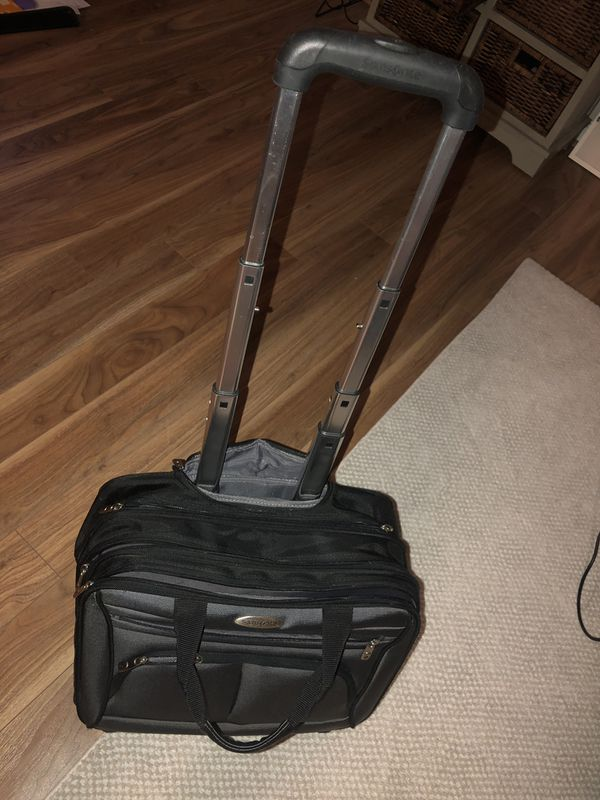 Samsonite rolling bag