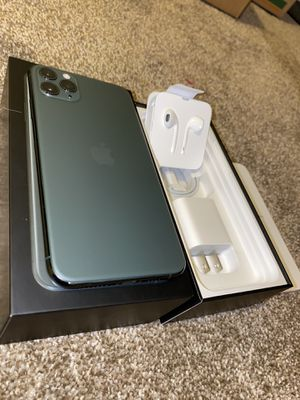 Unlocked iPhone 11 Pro Max 64GB for Sale in Rochester, MN