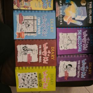 Diary of a Wimpy Kid Books for Sale in Upland, CA