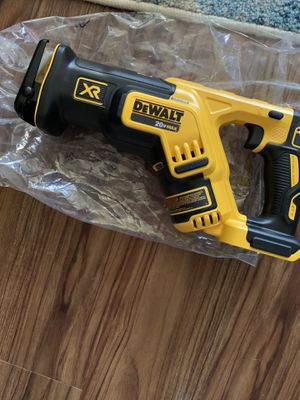 Dewalt saw saw xr for Sale in Adelphi, MD