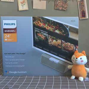 """Philips 6000 Series 24"""" Android TV with Google Assistant - 24PFL6704 for Sale in Milford, CT"""