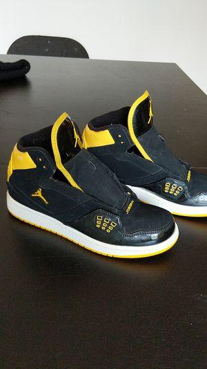 Nike Jordan 1 Flight Black Yellow for Sale in Midvale, UT