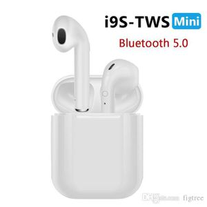 New i9S TWS Mini Bluetooth Earphones Wireless Headset Headphones Bluetooth 5.0 Stereo Sports Earbuds with Mic for Phone Android for Sale in Seattle, WA