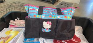 Hello kitty diaper bag for Sale in Beverly Hills, FL